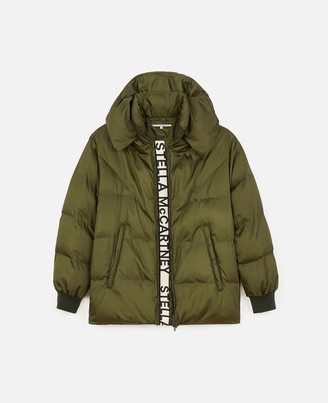 Stella McCartney quilted puffer jacket