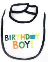 "Carter's BIRTHDAY BOY!"" Baby Teething/Feeding Bib"