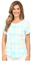 Calvin Klein Jeans Short Sleeve Tie-Dye Shirt