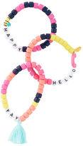 Osh Kosh 3-Pack Word Bracelets