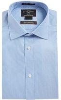 Black Brown 1826 Textured Dress Shirt