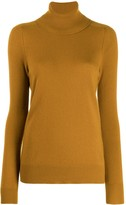 Gentry Portofino roll neck jumper