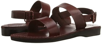 Jerusalem Sandals Golan - Womens (Brown) Women's Shoes