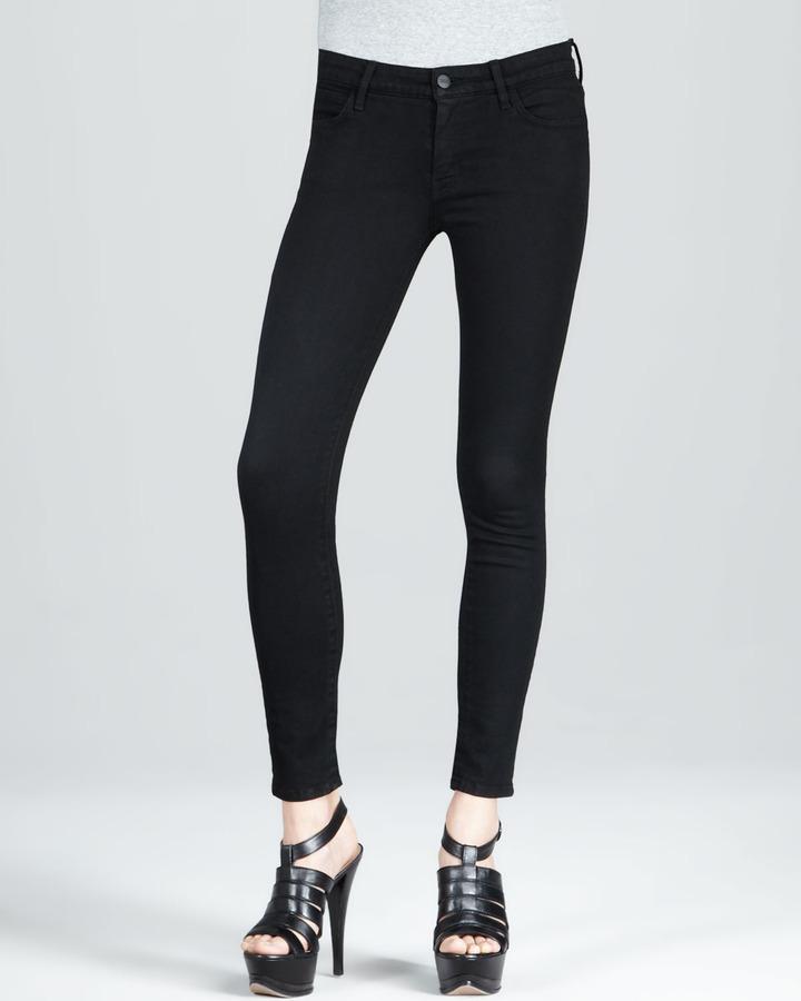 Koral Cigarette Black Jeans