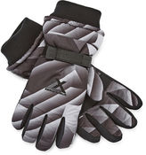 ZeroXposur Printed Ski Gloves - Boys 8-20