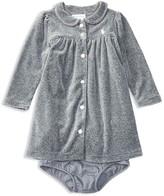 Ralph Lauren Infant Girls' Velour Dress & Bloomer Set - Sizes 3-12 Months