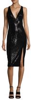 Jay Godfrey Rye Sequin Dress