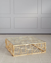 Badgley Mischka Home Monterey Coffee Table