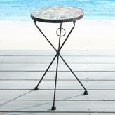 Pier 1 Imports Calera Blue Mosaic Accent Table