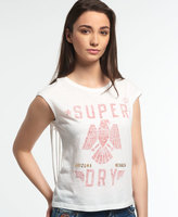 Superdry Savanna Fringe T-shirt