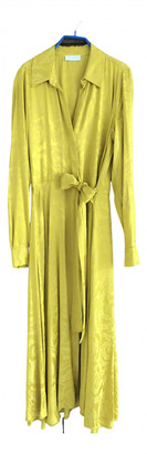 Stine Goya Yellow Silk Dresses