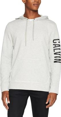 Calvin Klein Men's L/S Hoodie Pyjama Top