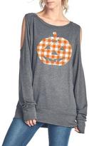 Cloudwalk Checkered Pumpkin Tee