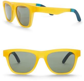 Toms 54mm Dalston Square Sunglasses