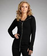 Hard Tail Hooded Double-Zip Jacket with Thumbholes Activewear - Women's