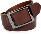 """Mimos (TW2-104) Womens Belt 100% Real Leather Black, Brown, White 28~42"""" Wide 1.5"""""""