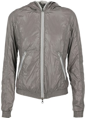 Duvetica Silver Synthetic Trench coats