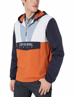 Original Penguin Men's Windbreaker Jacket