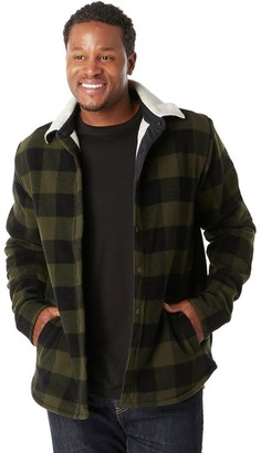 Smartwool Anchor Line Sherpa Shirt Jacket - Men's