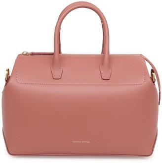 Mansur Gavriel Calf Mini Travel Crossbody Bag - Blush