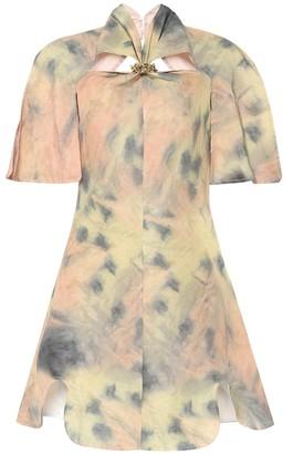Ellery Bora Bora tie-dye minidress