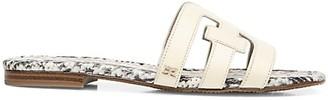 Sam Edelman Bay Leather Flat Slides