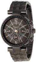 Kenneth Cole New York Women's KC4903 Dress Sport Triple Gun Chronograph Bracelet Watch