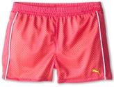 Puma Kids Double Mesh Shorts (Big Kids)