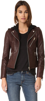 Doma Moto Jacket with Detachable Hood