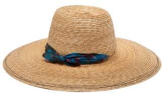 Lola Hats Windsock Straw Hat - Womens - Beige