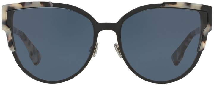 Christian Dior Wildly Oversized Cat-Eye Sunglasses