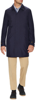 Canali Solid Reversible Rain Jacket