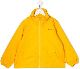 Tiny Cottons Logo Rain Jacket