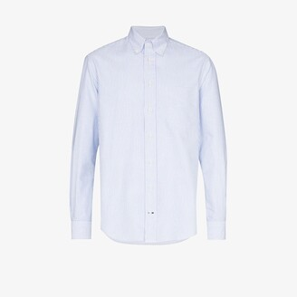 Gitman Brothers Button-Down Striped Cotton Shirt