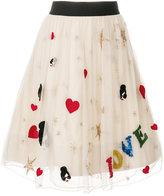 Alice + Olivia Alice+Olivia Catrina skirt