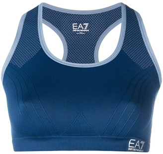 EA7 Emporio Armani Compression Sports Bra
