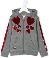Philipp Plein Junior Noelie hoodie
