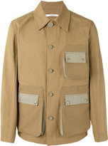 Givenchy field jacket - men - Cotton - 48