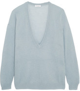 Brunello Cucinelli Knitted Sweater - Blue
