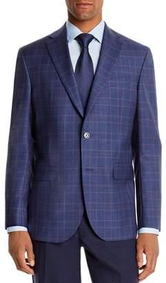 Jack Victor Glen Plaid Regular Fit Sport Coat