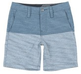 Volcom Boy's Colorblock Hybrid Shorts
