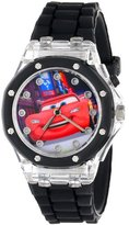 Disney Kids' CZ1066 Watch with Black Rubber Band