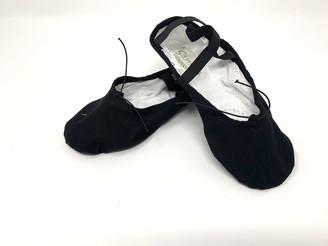 Sansha Unisex Adult 3c Silhouette Black 3 Medium (Us Sizes Women 3-3.5 Men 1) Ballet Flat 3 M BR