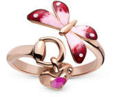 Gucci Flora Collection Ring