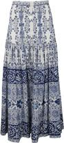 Sea Liberty Maxi Skirt