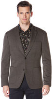 Perry Ellis Very Slim Oxford Knit Suit Jacket