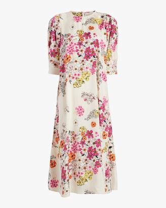 By Ti Mo Delicate Midi Dress
