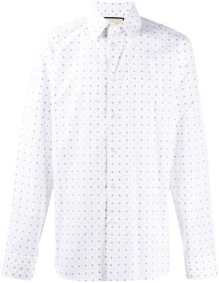 Gucci G dot Oxford shirt