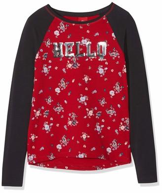 S'Oliver Girl's 53.808.31.8115 Longsleeve T-Shirt