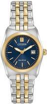 Citizen Eco-Drive 'Ladies' Bracelet' Two-tone Bracelet Ladies Watch